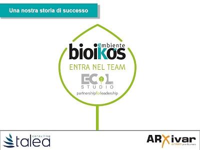 Miglioramento costumer service con tools di business analytics | ARXivar per Ecol Studio Bioikos