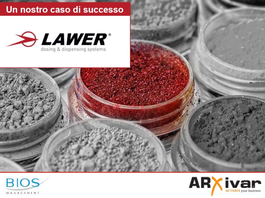 Gestione digitale per il mondo dell'automazione industriale | ARXivar per Lawer