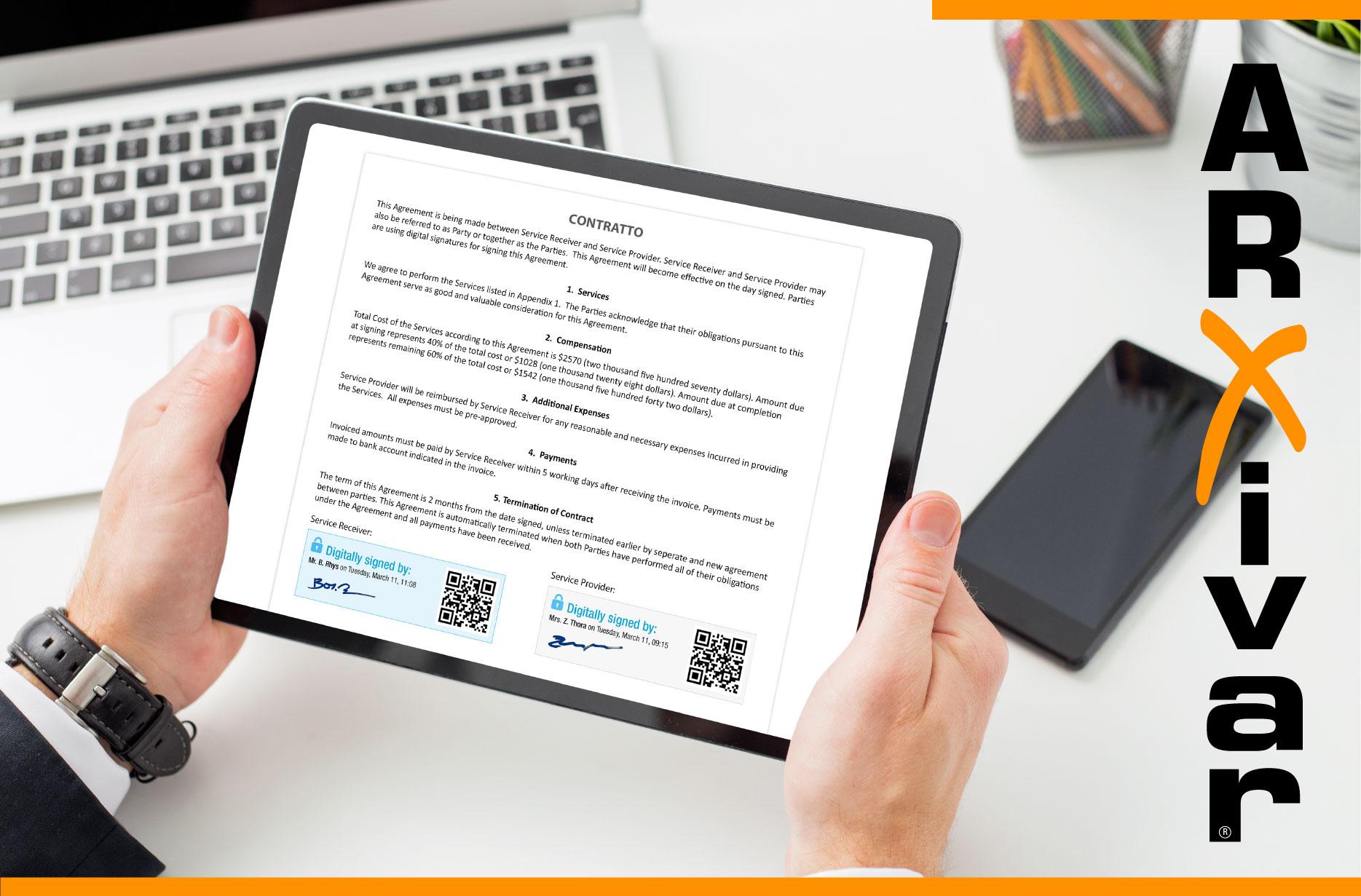 La firma digitale: una rivoluzione nella gestione dei contratti
