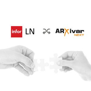 Infor LN / ARXivar